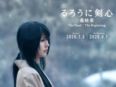 'Babak Terakhir' Film Live-Action Rurouni Kenshin Diperankan Kasumi Arimura sebagai Tomoe 21