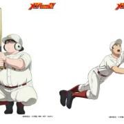 Seri Kedua Anime Major 2nd Diperankan Ayahi Takagaki dan Tomokazu Sugita 32
