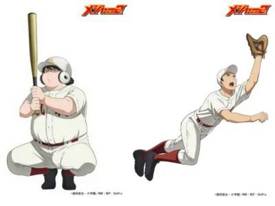 Seri Kedua Anime Major 2nd Diperankan Ayahi Takagaki dan Tomokazu Sugita 5