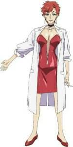 Anime VladLove Garapan Mamoru Oshii Diperankan oleh Ayane Sakura 2