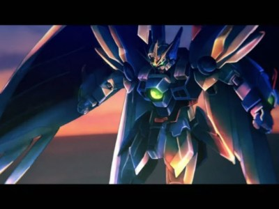 Video Gundam Baru Debut di Patung Gundam Unicorn Seukuran Aslinya 49