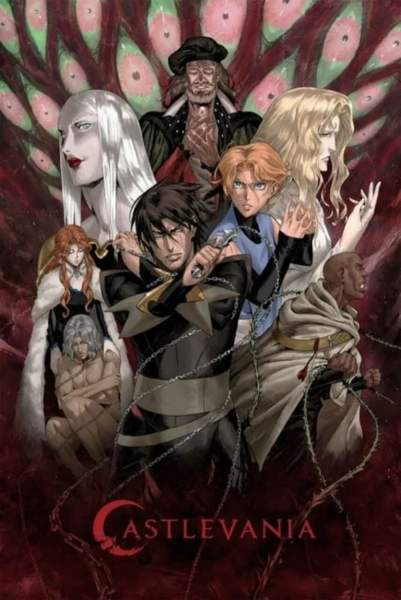Animasi Castlevania dari Netflix Dapatkan Season Ke-4 1