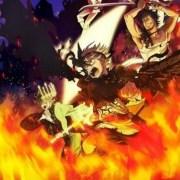Anime Black Clover Diperankan oleh Ryotaro Okiayu, Yū Serizawa, Kana Ueda 5