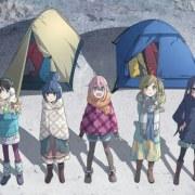 Season Kedua Anime TV Laid-Back Camp Ungkap Visual dan Kapan Tayang 25