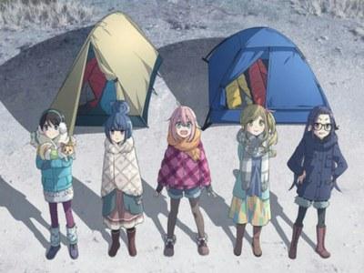 Season Kedua Anime TV Laid-Back Camp Ungkap Visual dan Kapan Tayang 51