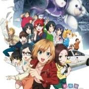 Film Shirobako, Film Live-Action Wotakoi Turun dari 10 Teratas di Jepang 10