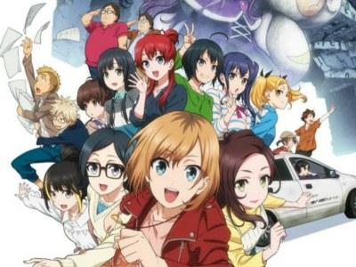 Film Shirobako, Film Live-Action Wotakoi Turun dari 10 Teratas di Jepang 2