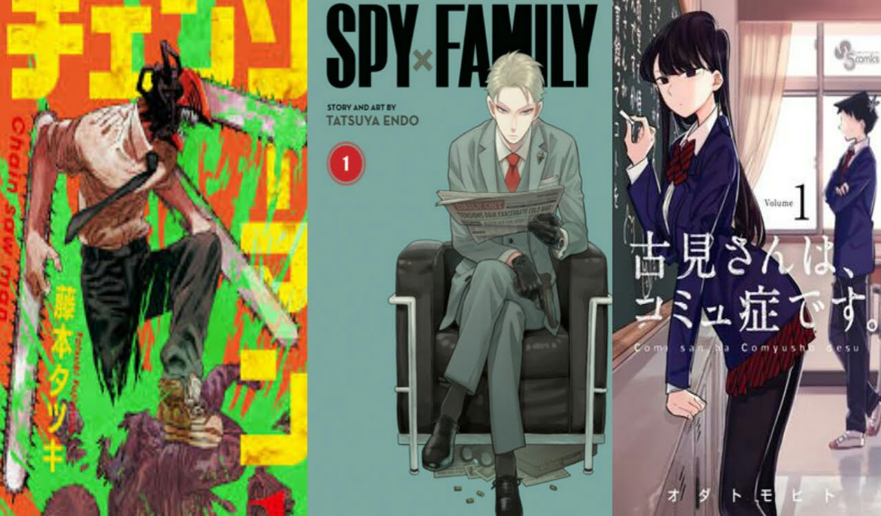 180.000 Pembaca Manga Memilih Manga Yang Paling Mereka Inginkan Untuk Mendapat Adaptasi Anime 1