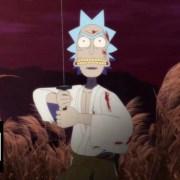 Studio DEEN Memproduksi Animasi Pendek 5 Menit Berjudul 'Samurai & Shogun' untuk Seri Animasi Rick and Morty 20