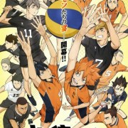 Anime Haikyu!! To The Top Ungkap Visual Baru 40