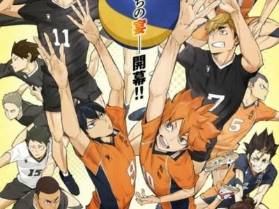 Anime Haikyu!! To The Top Ungkap Visual Baru 8