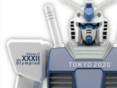 Gunpla Resmi Untuk Olimpiade Tokyo 2020 Dirilis Pada Bulan Juni 41