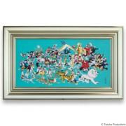 Artwork Ikonis Karya Osamu Tezuka Dapatkan Produksi Ulang Terbatas 2