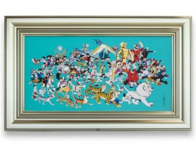 Artwork Ikonis Karya Osamu Tezuka Dapatkan Produksi Ulang Terbatas 135