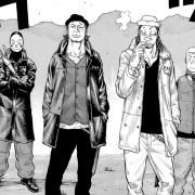 Manga Jank Runk Family Memulai Bagian Ketiganya Pada Tanggal 28 April 9