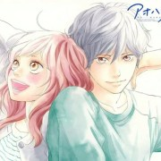 Io Sakisaka, Kreator Blue Spring Ride, Akan Terbitkan Manga One-Shot Baru Pada Bulan Mei 22