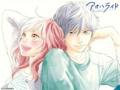 Io Sakisaka, Kreator Blue Spring Ride, Akan Terbitkan Manga One-Shot Baru Pada Bulan Mei 14
