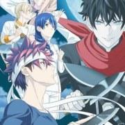 Anime Food Wars! Shokugeki no Soma Tunda Episode Baru Karena COVID-19 9