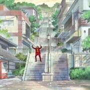 Evangelion, Ghibli, Shonen Jump Rilis Seni Latar Belakang Untuk Video Call 35
