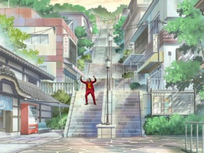 Evangelion, Ghibli, Shonen Jump Rilis Seni Latar Belakang Untuk Video Call 1