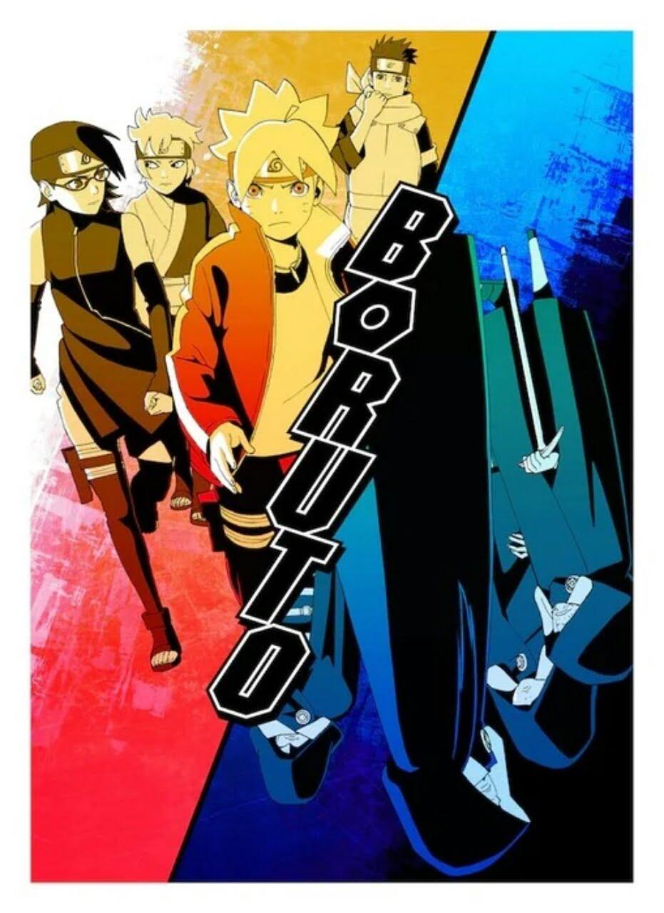 Anime Boruto: Naruto Next Generations Diperankan oleh Kenjiro Tsuda sebagai Jigen dalam Arc Baru 2