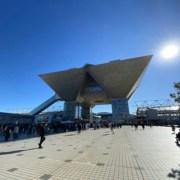 East Hall Tokyo Big Sight Tidak Tersedia Karena Olimpiade Hingga Musim Gugur 2021 10