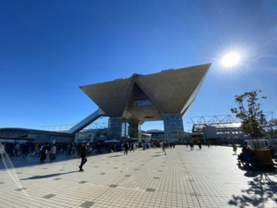 East Hall Tokyo Big Sight Tidak Tersedia Karena Olimpiade Hingga Musim Gugur 2021 26