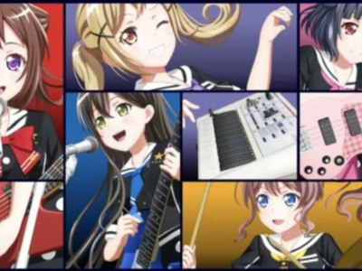 BanG Dream! Dapatkan 3 Film Anime Baru Pada Tahun 2021, 2022 26