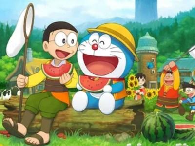 Game Doraemon: Story of Seasons Dapatkan Versi PS4 Pada Bulan Juli 10