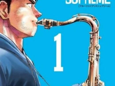 Manga Blue Giant Supreme Karya Shinichi Ishizuka Berakhir 12