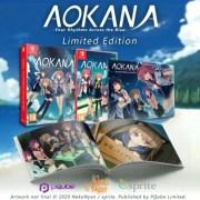 Game Aokana - Four Rhythms Across the Blue Akan Dirilis di Barat Pada Tanggal 21 Agustus 22