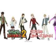 Anime Tiger & Bunny 2 Ungkap Visual Karakter, Seiyuu Lainnya yang Kembali 19