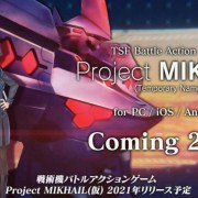 Game Smartphone 'Project Mikhail' dari Muv-Luv Ditunda Ke 2021 13
