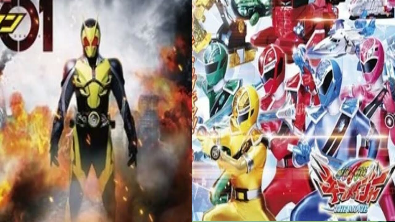 Toei Tunda Episode Baru Kamen Rider Zero-One, Mashin Sentai Kiramager 1