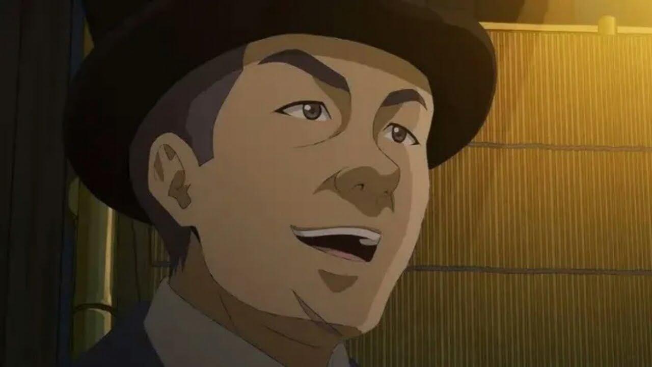 Anime Woodpecker Detective's Office Diperankan oleh Cucunya Sakutarō Hagiwara 1