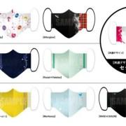 BanG Dream! Menjual Masker Kain yang Dapat Digunakan Kembali 45