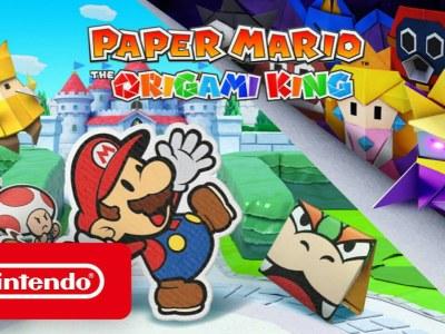 Game Paper Mario: The Origami King Diumumkan untuk Switch Pada Tanggal 17 Juli 5