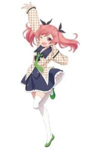 Anime Dropout Idol Fruit Tart Ungkap 3 Visual Karakter 3