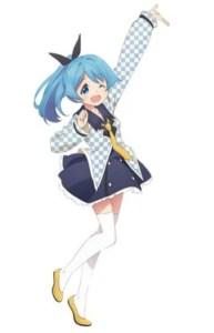 Anime Dropout Idol Fruit Tart Ungkap 3 Visual Karakter 4