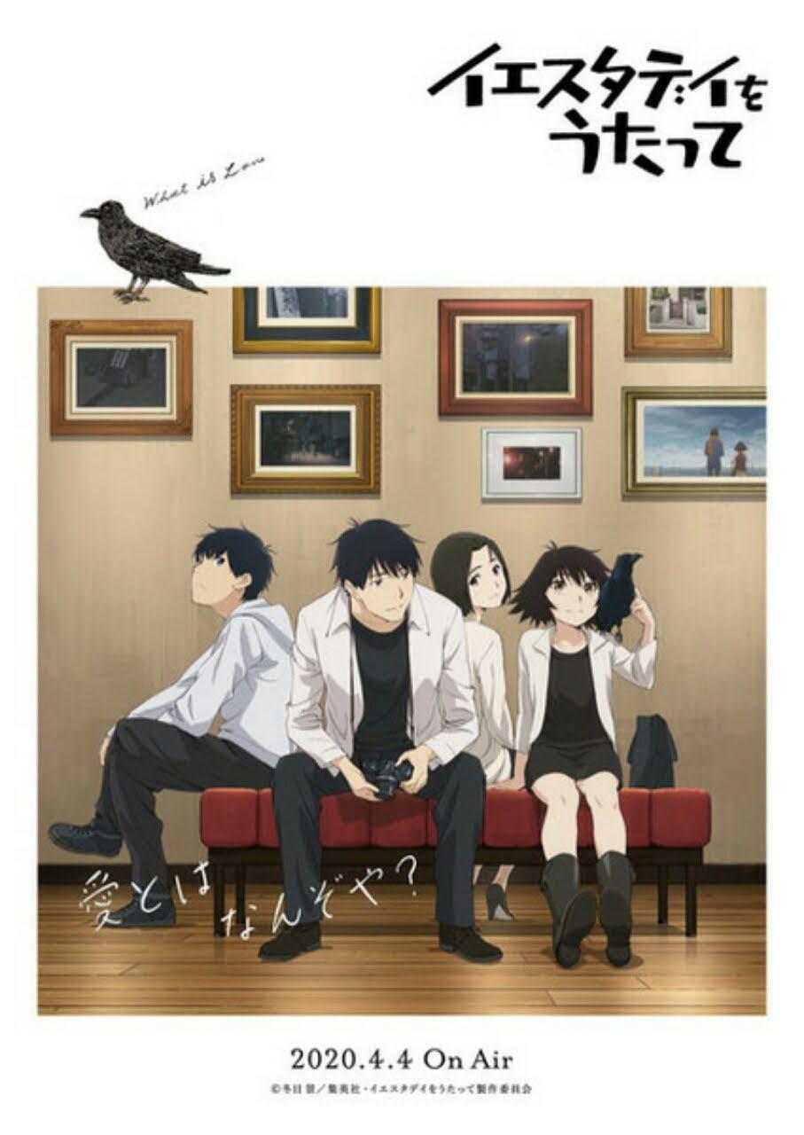Sayuri Membawakan Lagu Tema Baru untuk Anime Sing 'Yesterday' for Me 1