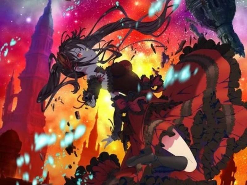 Anime Bioskop Date A Bullet Ungkap 6 Anggota Seiyuu Baru 1