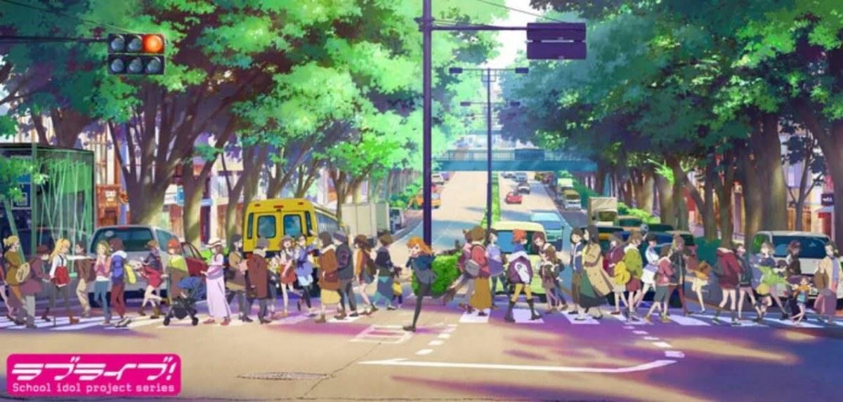 Video Promosi Anime Love Live! Baru Ungkap Sekolah, Menyoroti Para Karakter 2