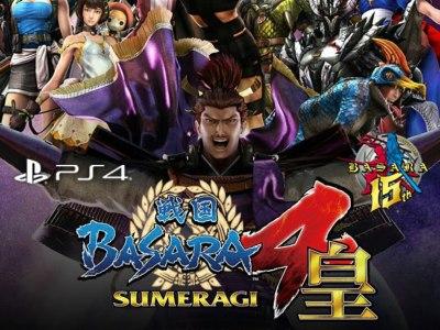 Game PS4 Sengoku Basara 4 Dapatkan Anniversary Edition di Jepang 1