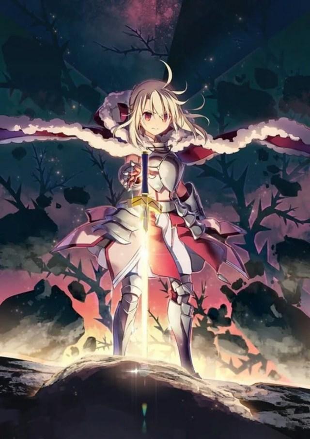 Anime Fate/kaleid liner Prisma Illya Dapatkan Film Bioskop Baru 2