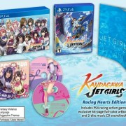 Game Kandagawa Jet Girls akan Diluncurkan di Amerika Utara untuk PS4, PC pada Musim Panas 15