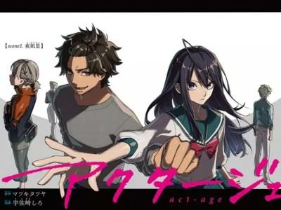 Manga act-age akan Memiliki 'Pengumuman Proyek' pada Tanggal 1 Juni 2