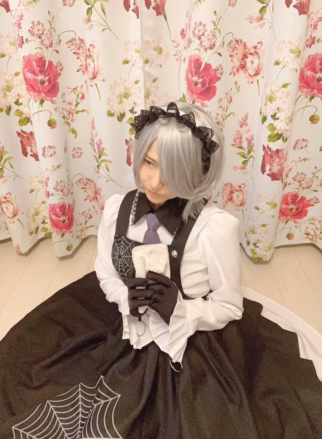 Setelah Bercosplay Maid, Seiyuu Berumur 55 Tahun Ini Tampak 40 Tahun Lebih Muda 1