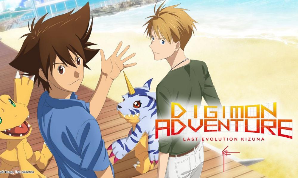 Shout! Factory menunda Perilisan Anime Film Digimon Adventure: Last Evolution Kizuna 1