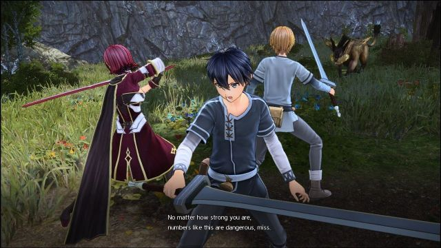 [Review] Sword Art Online Alicization Lycoris - Cerita Baru dengan Cita Rasa Fanfiksi yang Payah 5