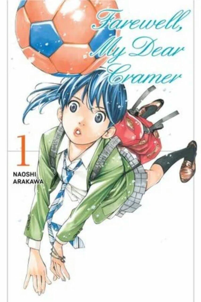 Manga Sayonara Watashi no Cramer Karya Naoshi Arakawa Dapatkan Film Anime dan Anime TV 1